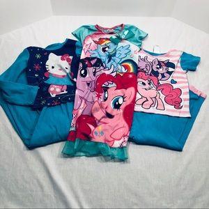 Other - Bundle of Girls PJ sets